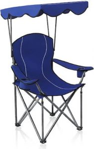 ALPHA CAMP Camp Chairs with Shade Canopy Chair
