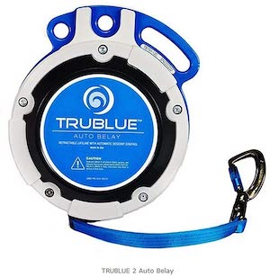 OmniProGear TRUBLUE Auto Belay self-regulating Magnetic Braking System
